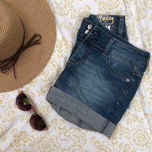 Denim shorts from Delias - New With Tags